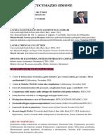 Curriculum Vitae Compl. (1)