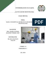 Protocolo de Bioseguridad Cirugia