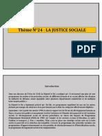THEME N°24-LA JUSTICE SOCIALE.docx
