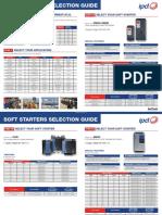 Aucom Soft Starter Selection Guide