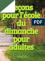 Leçons pour l'école du dimanche pour adultes #15 - complete (1).pdf