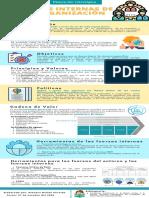 Infografía - Fuerzas Internas de La Organización