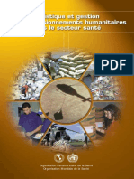 Logistique et gestion des approvisionnements humanitaires dans le secteur santé ( PDFDrive.com )