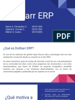 Sistemas ERP - Dolibarr