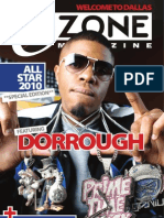 Ozone Mag All Star 2010 special edition