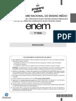 SIMULADO - 1 DIA  RESOLUCAO