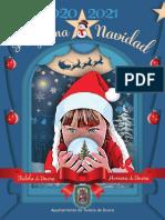 Programa completo Navidad Tudela 2020 2021