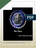 Biodata Lalita Mohan Das