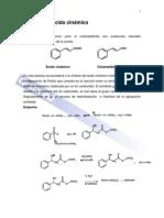 opcion 2-acido cinamico