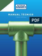 Manual Acqua System