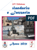 Gizzeria Calendario 2021 5 Ediz