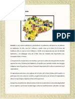 CULTURAS DEL ECUADOR
