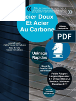 PMQR32 Knight Group Carbon and Mild Steels Brochure (French)