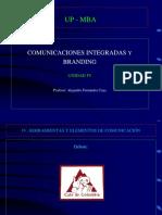 Unidad IV - Herramientas y Elementos de Comunicación