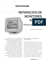 Electronica - Manual Sobre Reparacion De Monitores