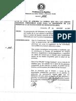 Decreto Nro10071 Radiaciones No Ionizantes
