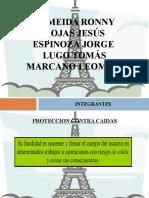 Presentacion de Seguridad e Higiene Ambiental..