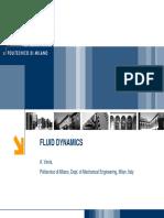 Presentazione fluidodinamica n1