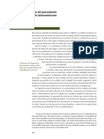 Contribuciones teóricas del pensamiento económico al desarrollo latinoamericano