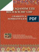 GRAMÁTICA-NORMATIVA Kiche