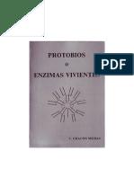 Chacon Mejias - Protobios O Enzimas Vivientes