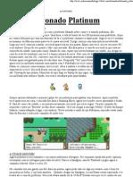 Detonado de Pokémon Platinum