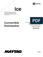 Dishwasher Repair Manual