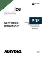 Dishwasher Repair Manual