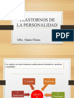 TRASTORNOS DE PERSONALIDAD DEL GRUPO B