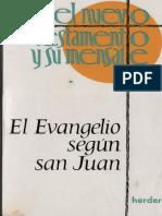 Blank, Josef - El Evangelio segun San Juan 02.pdf