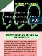 CAPACITACAO DO TRABALHADOR DA MEDIUNIDADE