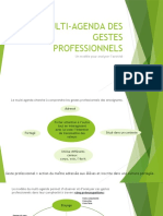 LE MULTI-AGENDA DES GESTES PROFESSIONNELS.pptx