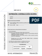 FRA Nivel Intermedio SEP2013 EEIE