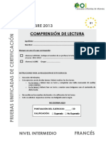 FRA Nivel Intermedio SEP2013 CL