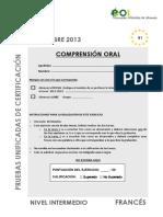 FRA Nivel Intermedio SEP2013 CO