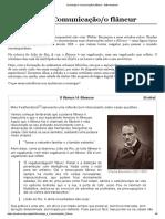 SOC wiki 1 - Sociologia e Comunicação_o flâneur - Wikiversidade