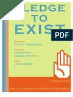 Pledge to Exist Complete Book