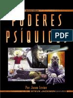 GURPS 4E - Poderes Psíquicos