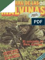 La Guerra de Malvinas - 10 - El Combate de San Carlos