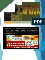 Lit of Africa