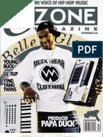 Ozone Magazine #22 - Apr 2004