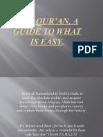quran a guide