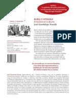 Ficha comercial 'Buril y vitriolo' de José Guadalupe Posada
