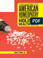 John S.Haller Jr_History of American Homeopathy