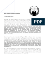 Second Press Release
