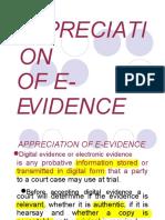 Unit V - Electronic Evidence