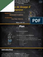 Histamine powerpoint