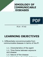 Epidemiology NCD - Copy