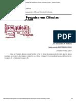 Tipologias da Pesquisa em Ciências Humanas e Sociais __ Sabedoria Política