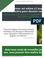 Loïc Abadie - Formation Objectif Rentier - Objectifeco _ Formation